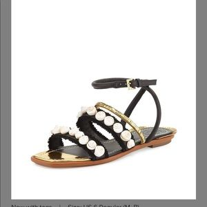Tory Burch shell sandals